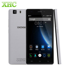 DOOGEE X5 Pro 4G LTE 5.0''Android Smartphone MT6735 Quad Core 1.0GHz 2GB+16GB 1280X720 2400mAh Dual SIM OTG OTA Cell Phone