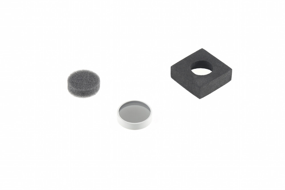 Original DJI Phantom 4 Spare Parts — ND4 Filter– Reduces the amount of light coming into the sensor