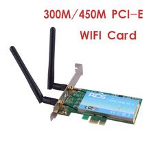 ACS adaptateur wifi wireless network card Antenna Ethernet 300mbps wi-fi wireless network adapter adaptador wifi 2DB Antennas