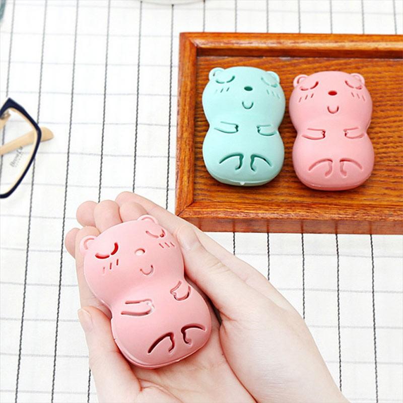 Macarons hand warmer Originality Mulitple Color Lovely Plush Mini Feet Hand Po Warming Products Home Heaters Hand warmer