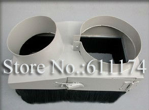 CNC Router Accessories Dust collect Cover Dust removal equipment dust collection device D65mm(China (Mainland))