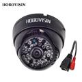 HOBOVISIN 720P 960P 1080P 1 0MP Indoor Dome IP Camera Security CCTV Surveillance 48PCS LED ONVIF