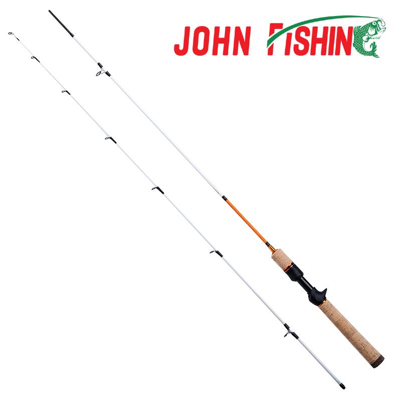 John fishing ultra light casting rod trout fishing for Discount fly fishing gear
