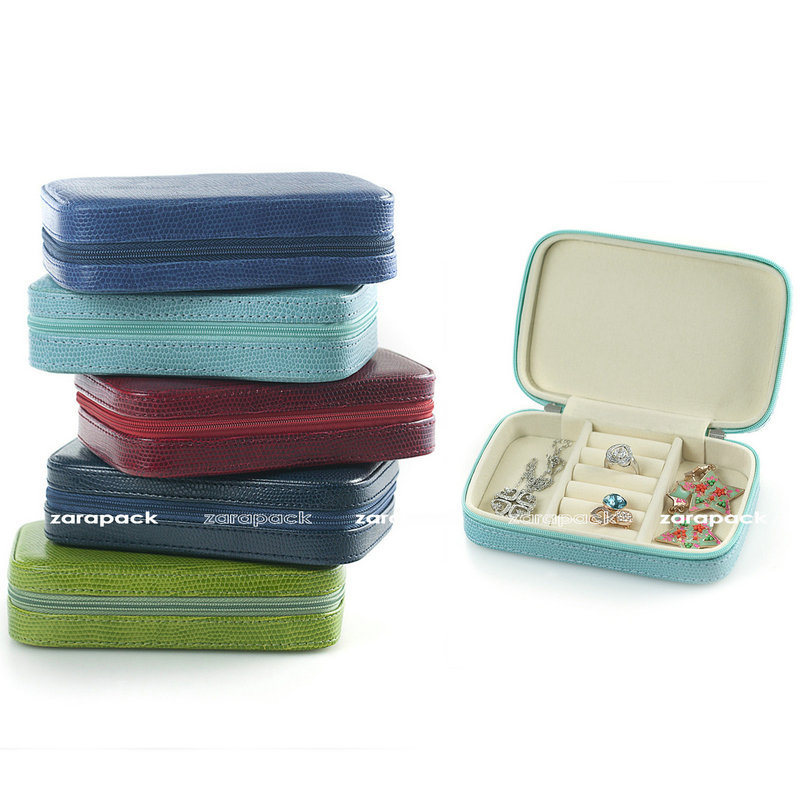 Jewelry Box Travel Leather jewelry box travel ufafokus