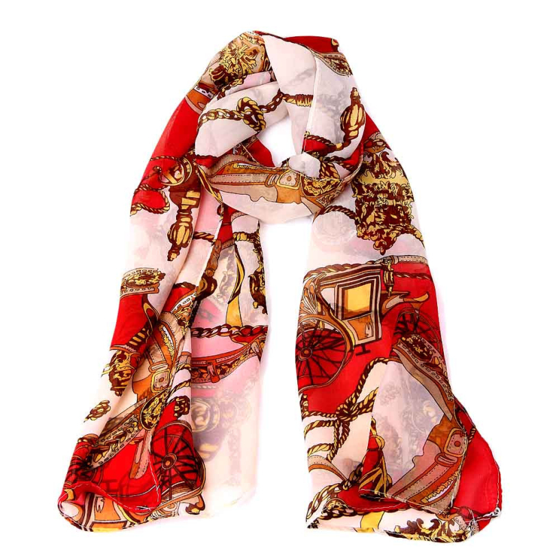 Best Deal Fashion Soft Warm 150CM Women Scarf Scarves Lady Colourful Printed Shawl Chiffon Wrap Stole Muffler Gift 1PC