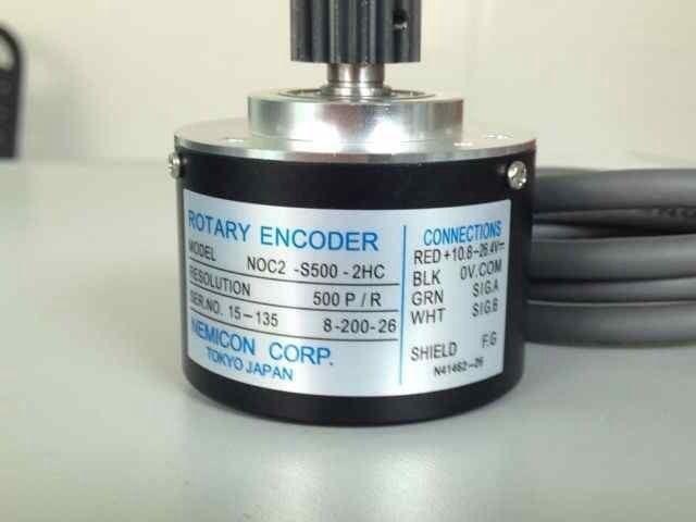 M038 # injection molding machine encoder CNC veneer lathe / / lathe encoder 500 pulses(China (Mainland))