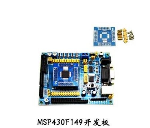 Free Shipping!!  MSP430F149 430 minimum system board / MSP430 Development Board /Electronic Component