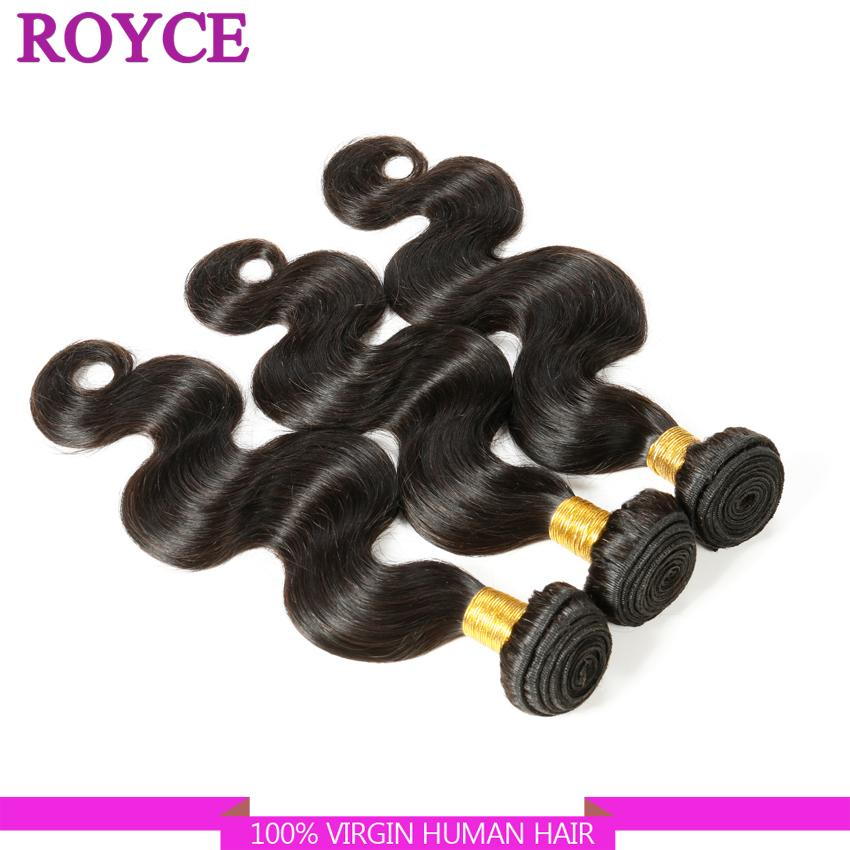 6A grade unprocessed indian virgin hair body wave 3pcs per lot 100g/3.5oz human hair wholesale customized mixed 8-26 inches<br><br>Aliexpress