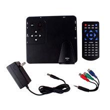 Cinema Theater Multimedia LED Projector HD 1080P AV TV VGA USB HDMI SD HITM #56299(China (Mainland))