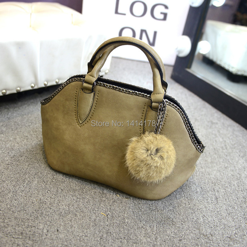 Fashion women matting hand bag all-match single shoulder female  -  Shenzhen AZ trading Co., Ltd store