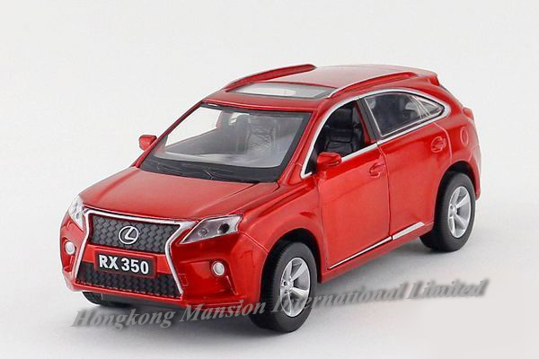 132 Car Model For LEXUS RX350 (9)