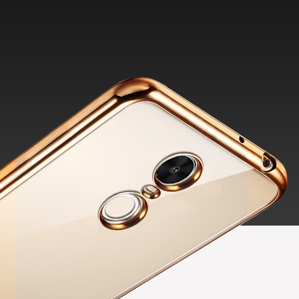 JPHCASE Phone Cases For Xiaomi Luxury Clear Crystal Case Soft TPU Phones Accessory Cover For Xiaomi Redmi Hongmi Note 3 #WGWL