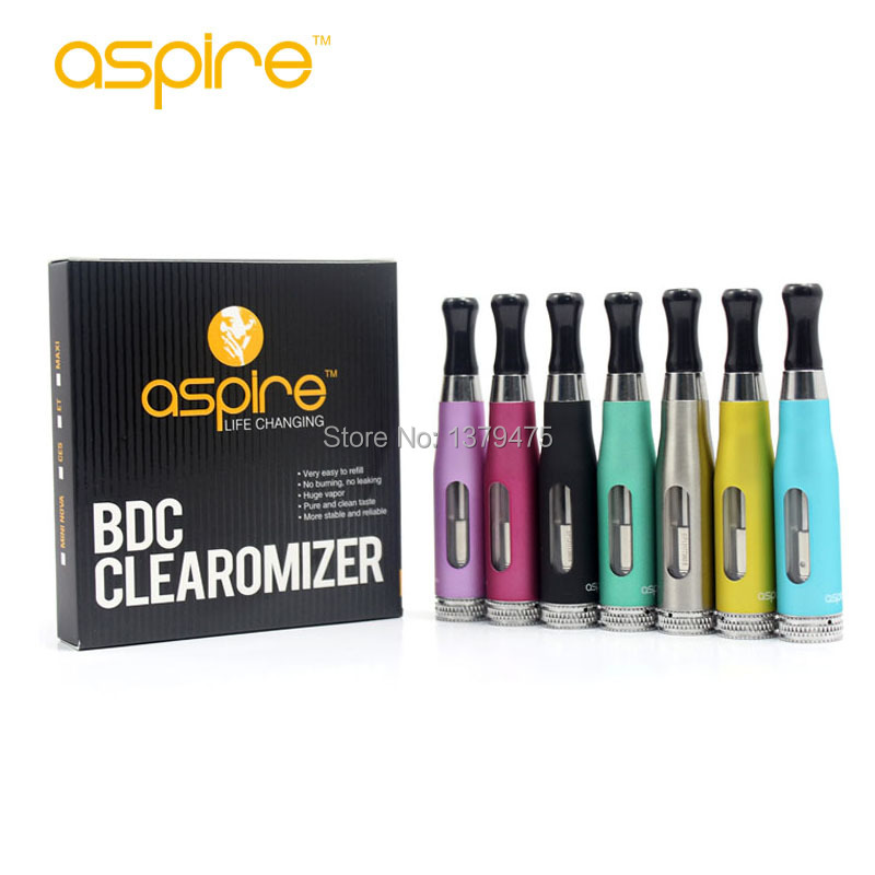 Aspire BVC CE5 S Atomizer 1.8Ml Polycarbonate Aspire BVC Clearomizer Best Electronic Cigarette CE5 Atomizer/Vaporizer Ecig<br><br>Aliexpress