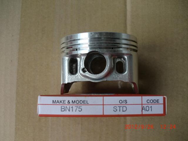 Motorcycle Accessories Motorcyclenew  SK175 XDZ175 piston + piston ring for  Kawasaki<br><br>Aliexpress