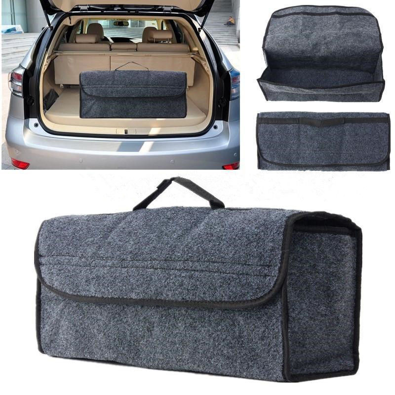 Mayitr High Quality Car Trunk Box Cargo Organizer Collapsible Storage Bag Car Repair Washer Tools Pocket Case Stowing Tidying(China (Mainland))