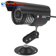 Waterproof Colorful IR 700 TVL CMOS Camera with Night Vision + 30m View Distance