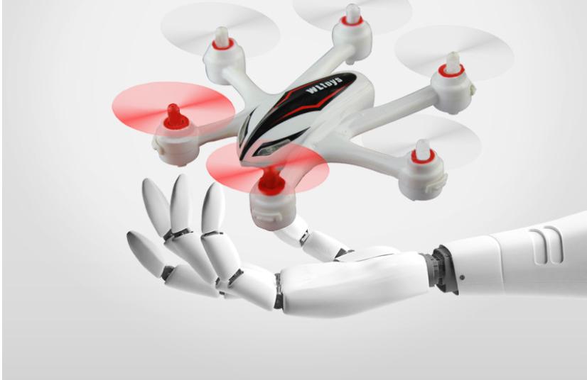 Q272 mini 6 motors 4ch rc drones