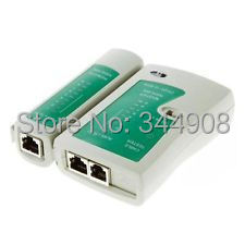 High Quality RJ45 RJ11 RJ12 CAT5 UTP Network LAN Cable Tester Networking Tool(China (Mainland))