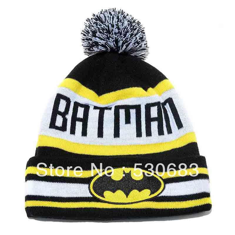 Hot Sale Batman Beanie Hats