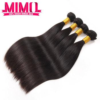 Brazilian Virgin Straight Human Hair