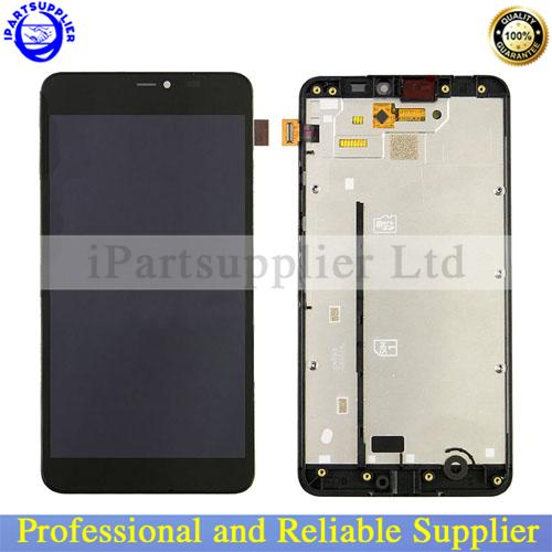 100% Original Tested For Nokia Microsoft Lumia 640xl 640 xl LCD Display With Touch Screen Digitizer with Frame Assembly