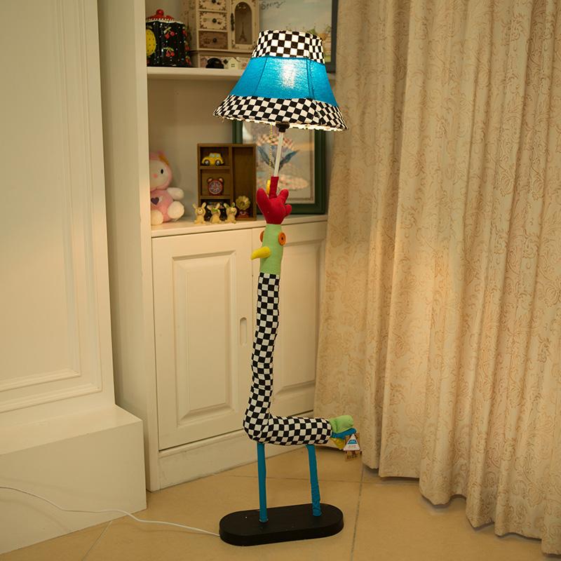 bedroom living room lamp floor lamp lattice chicken gifts for children. Black Bedroom Furniture Sets. Home Design Ideas