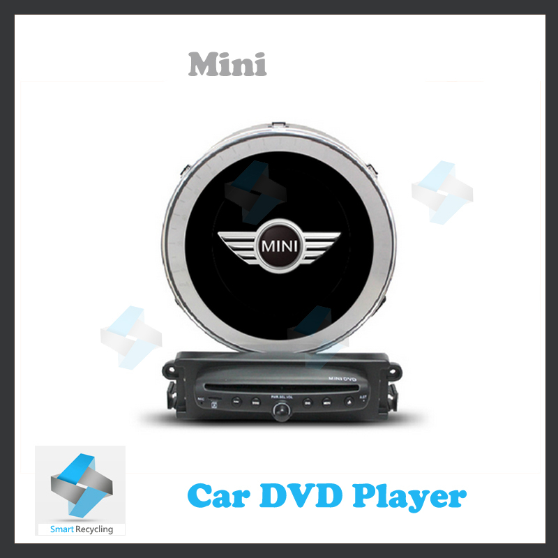 Built-in GPS, bluetooth, IPOD,V-CDC,STEERING WHEEL CONTROL Car dvd player for Mini Cooper(China (Mainland))