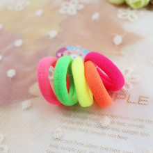 Buy 50 pcs/pack Diameter 3cm Candy Colour Basic Rubber Band Children Kids Elastic Hair Band Baby Girls Hair Rope Accessories kk1522 for $3.65 in AliExpress store