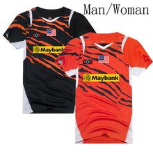 Malaysia ChongWei SPORTSWEAR , Quick Dry Badminton Jerseys Badminton shirt , Badminton Clothes , Badminton uniform