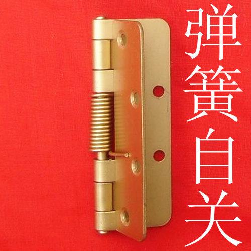 Automatic door closing hinge 4 inch spring(China (Mainland))