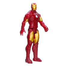 kids boys baby big size 30cm the avengers action toy figures anime robot spider man thor iron man one piece figure cheap gift(China (Mainland))