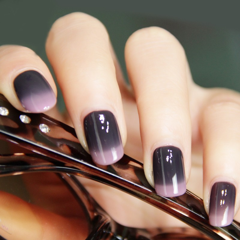 Gel Nail Polish That Changes Color With Temperature Change Color uv Gel Polish