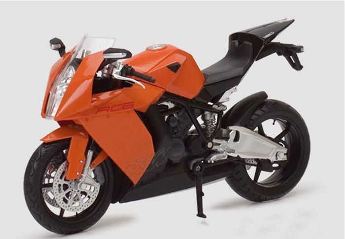 2015 New Arrival Free shipping children's motorcycle alloy model orange best gift for children motorcycle toys(China (Mainland))