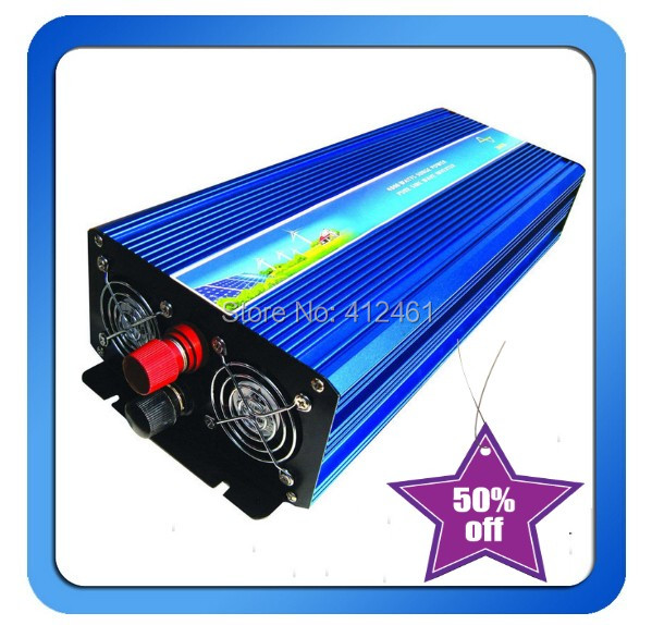 DC24V, 3500W Off-Grid Pure Sine Wave Power Inverter, Solar Inverter, AC100V/220V/115V/120V, AC200V/220V/230V/240V