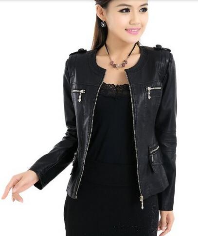 Popular Girls Blue Faux Leather Jacket-Buy Cheap Girls Blue Faux ...