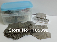 Buy 2016 New full set 810/model BGA Stencil Bga Reballing Stencil Kit direct heating Reballing station Replace 600/pcs for $71.44 in AliExpress store
