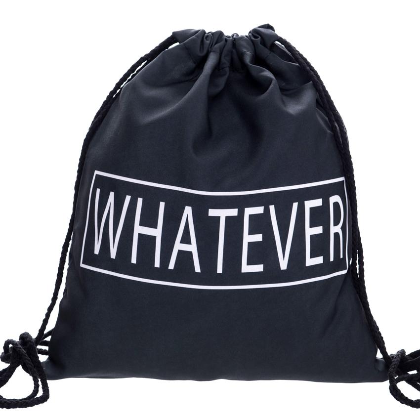 2017 new drawstring bag women backpack 3d printing different patchwork softback mochila feminina harajuku unisex backpacks