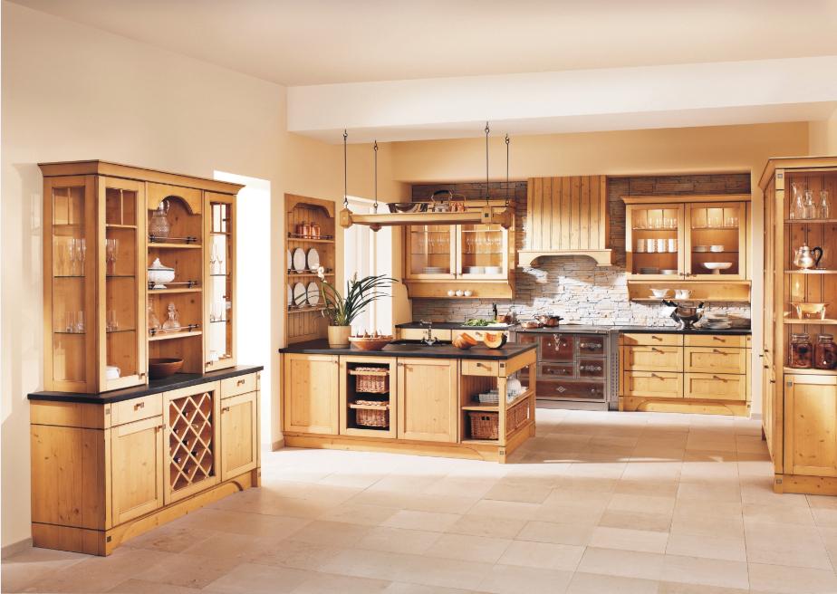 Keuken Kasten Hout : Modular Kitchen Cabinets
