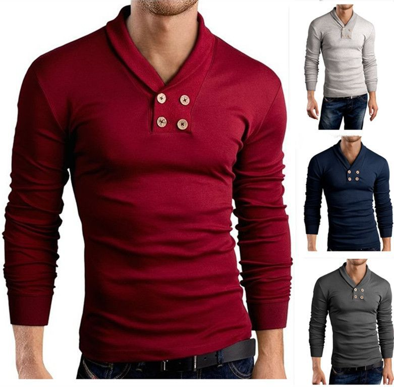 High Quality Long Sleeve T Shirts