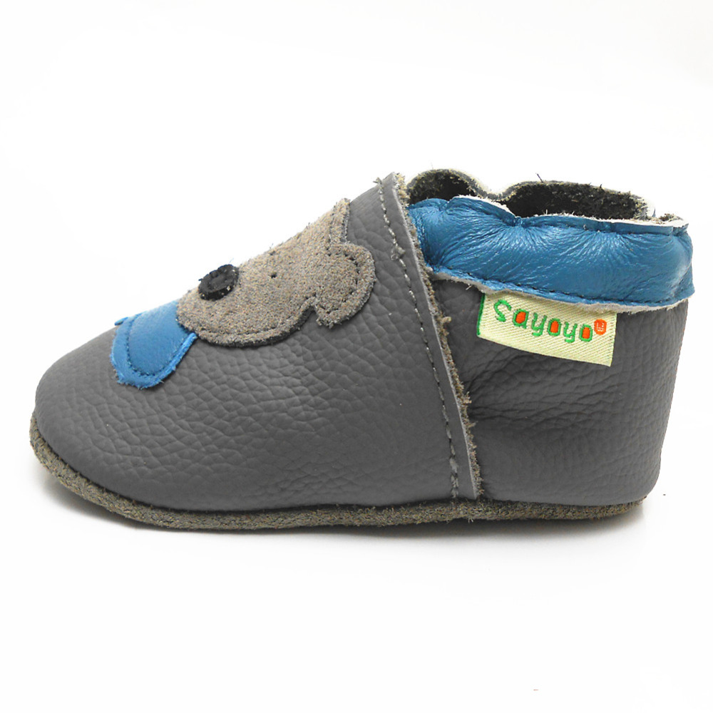 Soft Soled Leather Baby Shoe Pattern