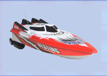 Fashion Powerful Plastic Remote Control Boats Speed Electric Toys Model Ship Sailing Children Game Kids Ship(China (Mainland))