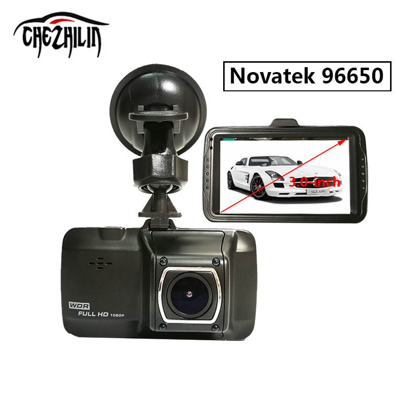 mini car DVR novatek 96650 1080P Full HD 12MP IR night vision camera sprint car 170degree wide-angle camera(China (Mainland))