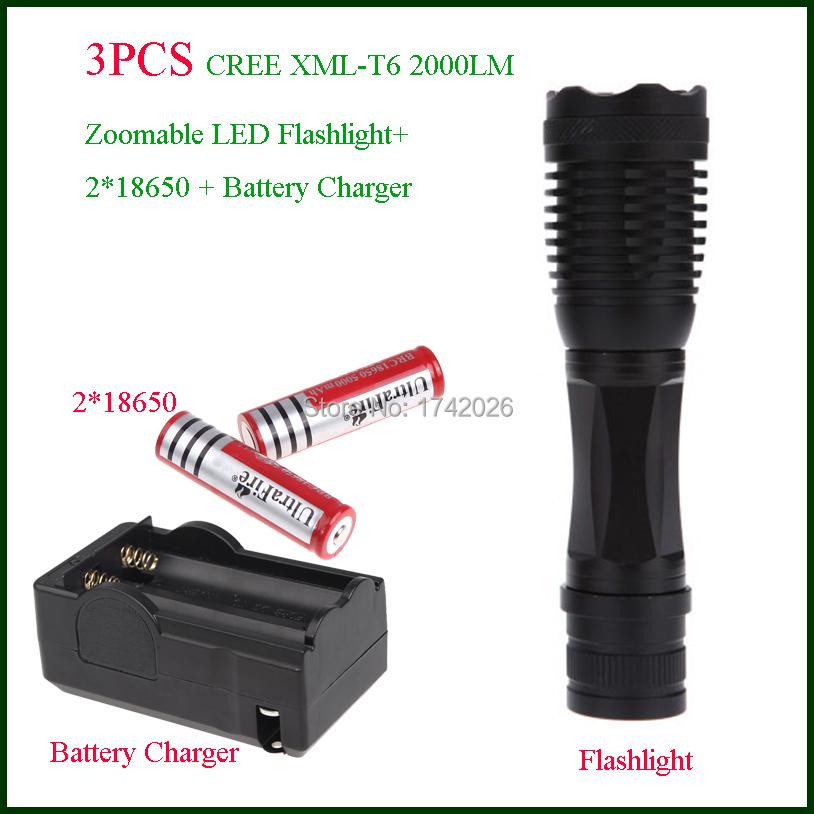 3 pcs Free shipping flashlight for Hike Flashlight Led Service Light Lantern Waterproof outdoor Flashlight head flashlight<br><br>Aliexpress