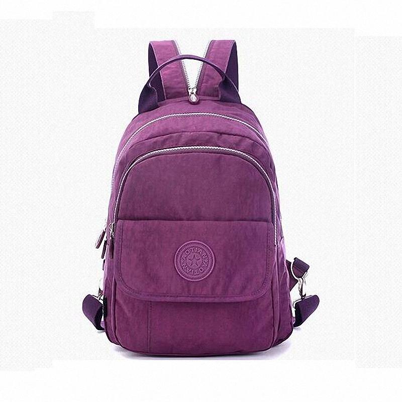 Hot fashion Women Waterproof nylon Bag Lady backpacks chest bag multifunction women backpack women bags mochila feminina LI-766<br><br>Aliexpress