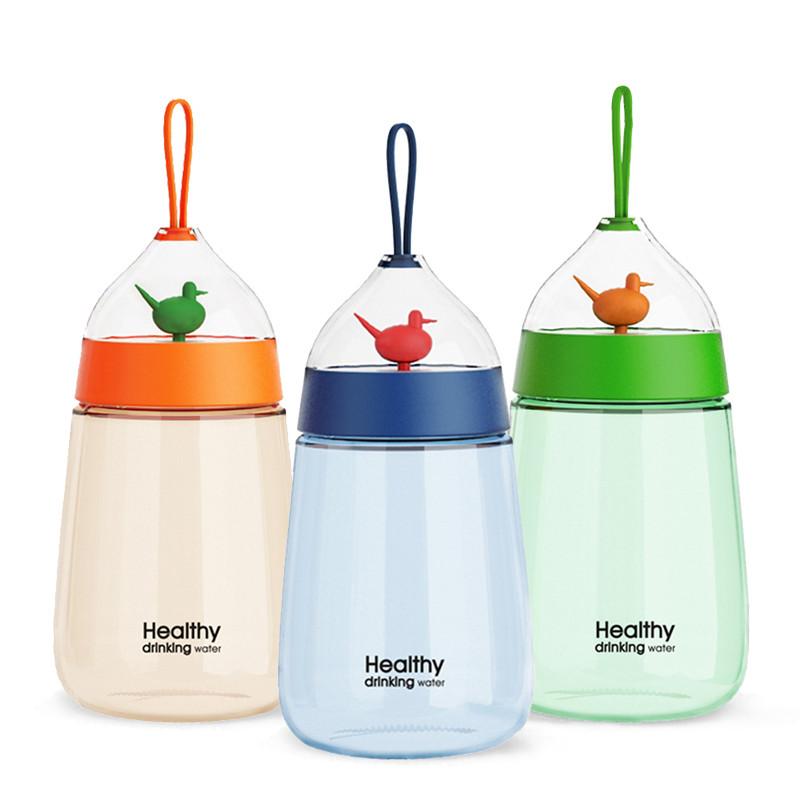 400ML Child Sport Water Bottle Drinking Bottle For Kid ...