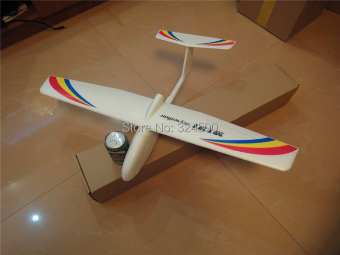 Remote Control Electric Powered Discount New Mini Skywalker Propeller Glider Modle Airplane For Sale RC Model Air Plane Kits Cub(China (Mainland))