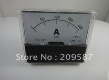 Buy Analog Amp Panel Meter Current Ammeter DC 0-200A for $6.00 in AliExpress store