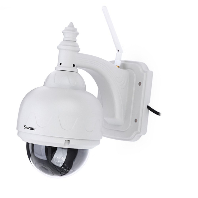 2016 SRICAM Wifi IP Camera SP015 High Quality 720P H.264 Wireless ONVIF IR Night Vision Motion Detection Outdoor Security Cam(China (Mainland))