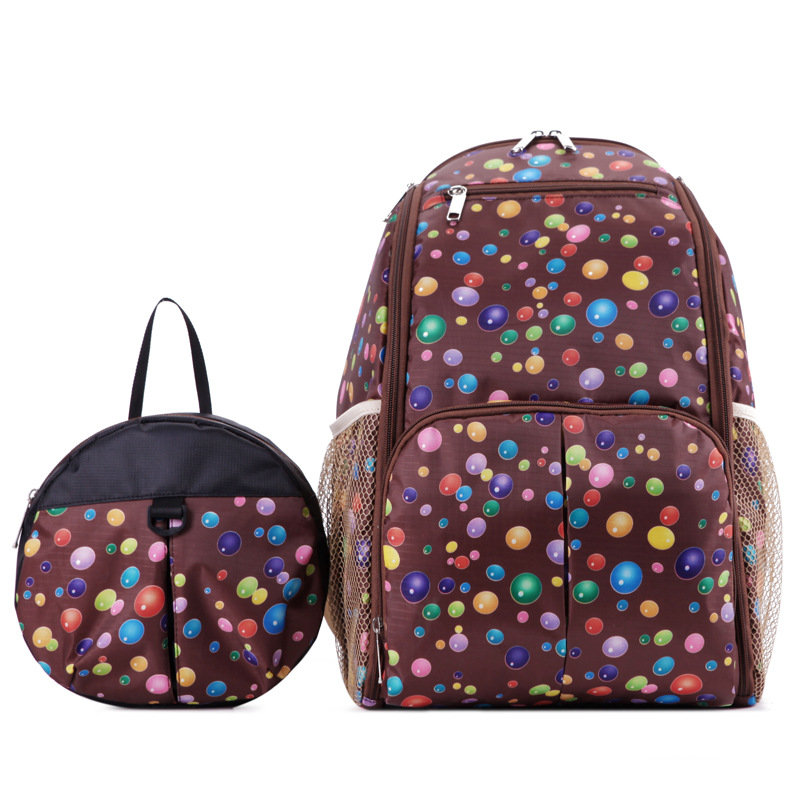 New 2016 Large capacity multifunctional mummy backpack nappy dot bag font b baby b font diaper