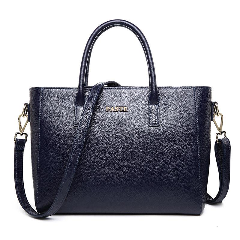Elegant Womens Shoulder Bags Business Tote Bag GO BACK 002
